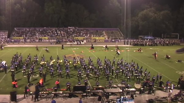 Band @ Daphne Game