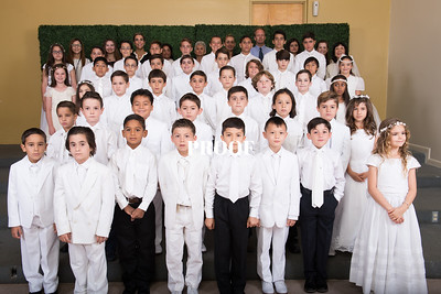 5/6/2017 - 10:00 AM First Communion Mass - Nancy Kay Lyons