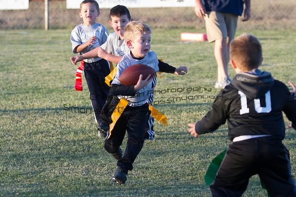 FLAG FOOTBALL - OCT 10 2017