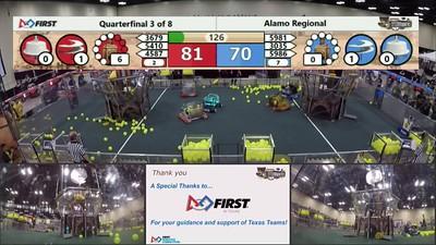 QF3M1 - Alamo Regional