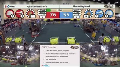 QF1M2 - Alamo Regional