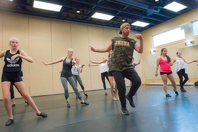 Dance Intensive - Jazz dance class