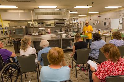 Culinary Arts - Making Soups