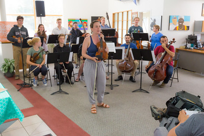 Outreach - Denali State Bank Chamber Music
