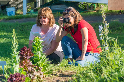 Photo Class at Creamers' Field