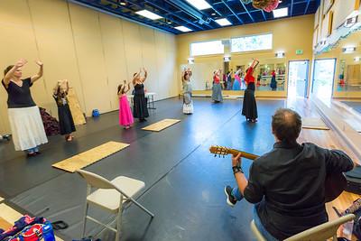 Flamenco Dance class