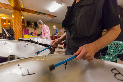 Steel Pan for Seniors