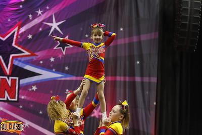 Chatham Gymnastics Center Dream Youth 1 X-Small