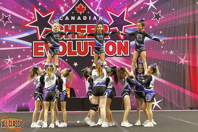 Cheer Strong Inc Passion Youth 1 X-Small