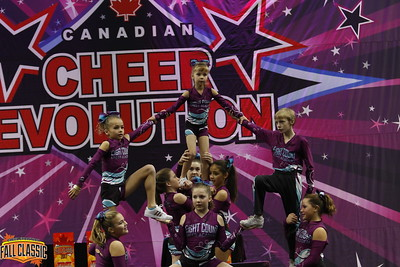 Eight Count Cheer Dynamic Junior 1 X-Small