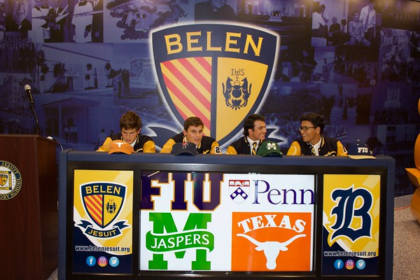2017 Fall Signing Day