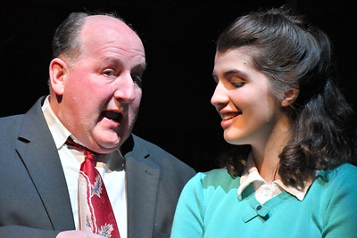 DSC_2375 nora asks her uncle jack for advice about quitting school to be in a Broadway musical
