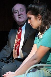 DSC_2372 nora asks jack for his advice about dropping out of school for a chance to be in a Broadway show