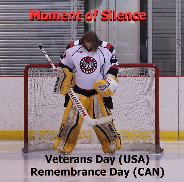 Moment of Silence labelled