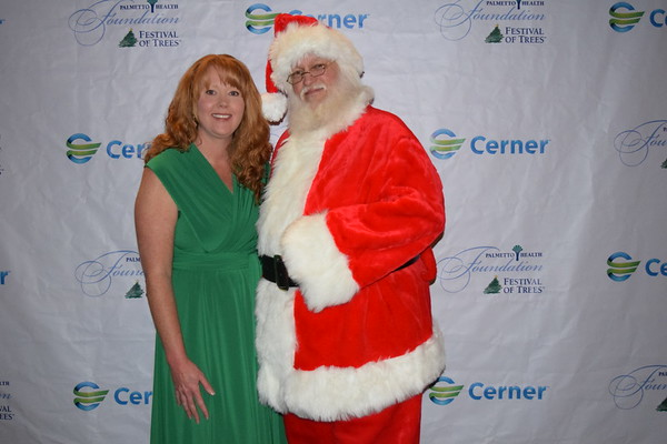 2017 Festival of Trees with Santa