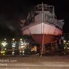 10-23-2017, 2 Alarm Vessel Fire, Maurice River Twp  447 Main St  Yanks Marine Service  (C) Edan Davis, www sjfirenews (34)