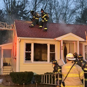 35 River Road - Working Fire: January 18, 2017