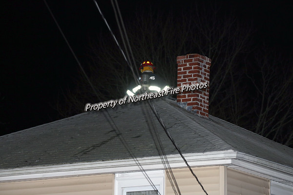 Coventry- 2nd Alarm- Ernest Street- 2/20/2017