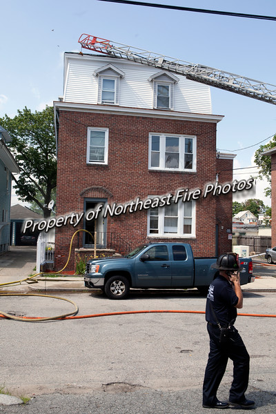 Providence- 2nd Alarm, Sumter Street-7/18/17