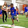 University of Florida Gators Football Fall Practice 2017
