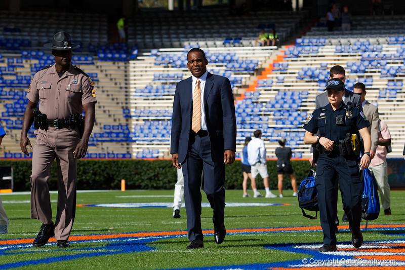 University of Florida Gators Football Gator WalkUAB Blazers 2017