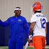 University of Florida Gators Football Spring Practice 2017