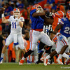 Florida Gators Football 2017 Orange and Blue Debut