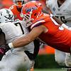 Florida Gators Football 2017 Vanderbilt Commodores