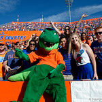 during the second half in which the Gators lost 38-22 to the Florida State Seminoles at  Ben Hill Griffin Stadium in Gainesville, Florida. November 25th, 2017.  Gator Country photo by David Bowie.