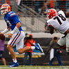 University of Florida Gators Football Georgia Bulldogs EverBank Field