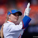 The University of Florida Gators Band plays on during pregame as the Florida Gators lose on homecoming to the  LSU Tigers 17-16 at Ben Hill Griffin Stadium in Gainesville, Florida. October 7th, 2017.  Gator Country photo by David Bowie.