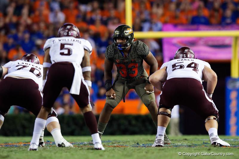 University of Florida Gators 2017 Texas A&M Aggies