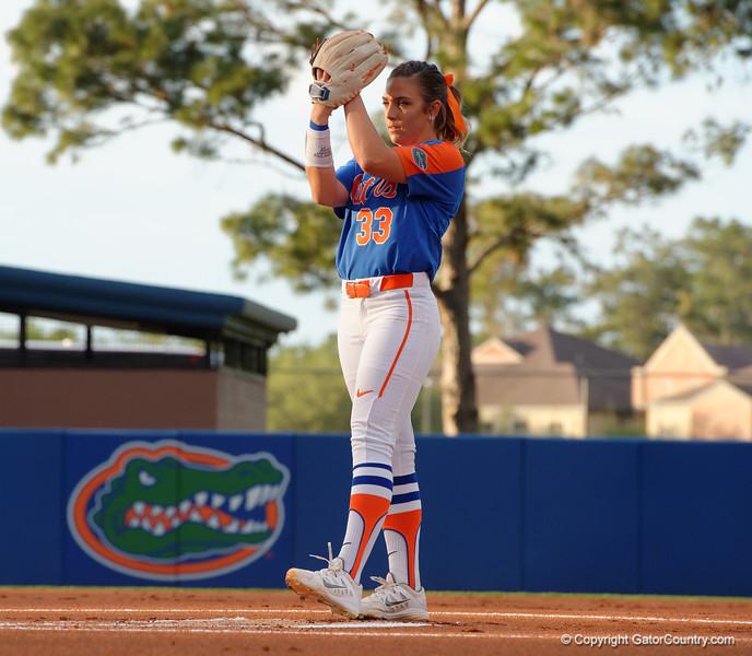 University of Florida Gators Softball Florida State Seminoles