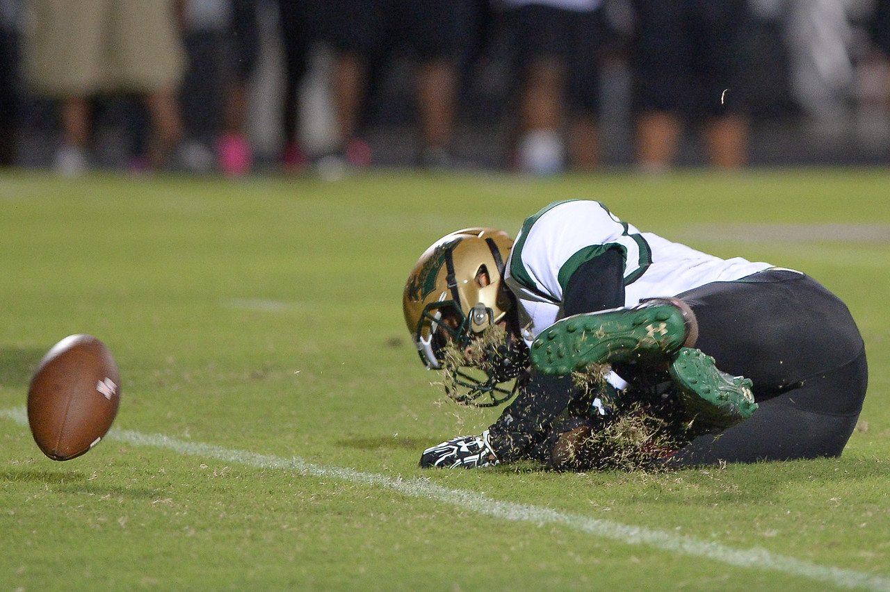 Southern Nash defeats Northern Nash 49-0 Friday evening October13, 2017 (Photos by Anthony Barham / WRAL contributor.)