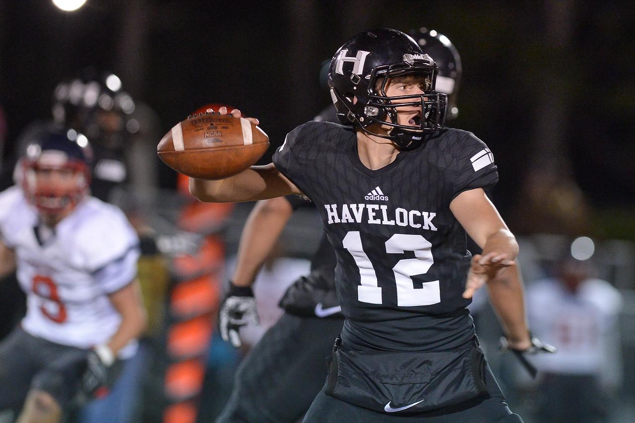 Southern Nash  vs  Havelock (NOV. 24, 2017)