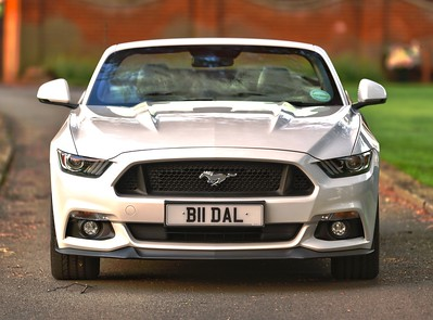2017 Ford Mustang 5 litre