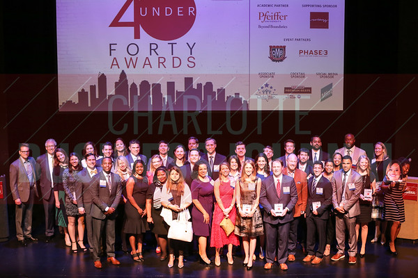 2017 Forty Under 40