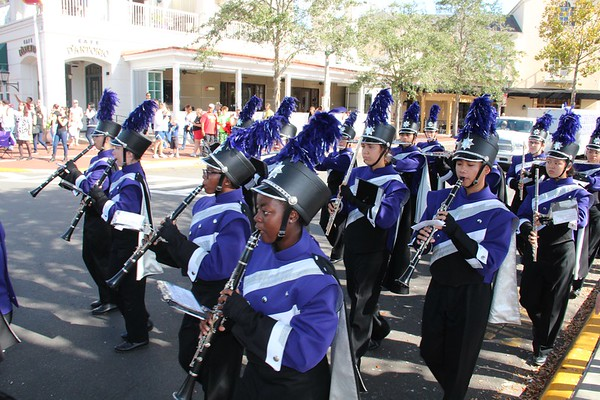 2017 Founders Day Parade