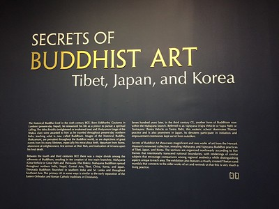2017 Frist Center Buddhist Monk Mandela Exhibit