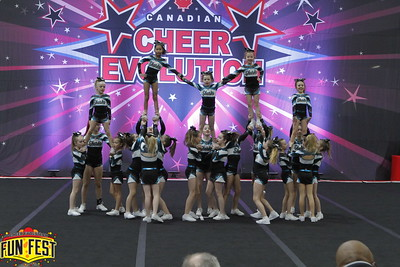 Cheer Sport Blacktip Sharks Youth 1