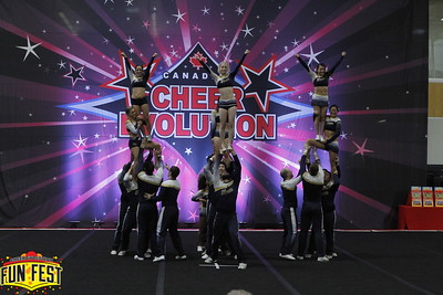 CheerForce WolfPack Six Pack