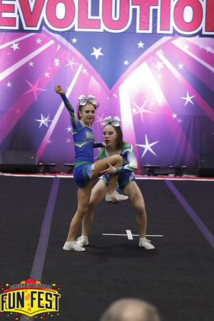 CheerStrike Royals Jr Duo 4 Alayna & Marion