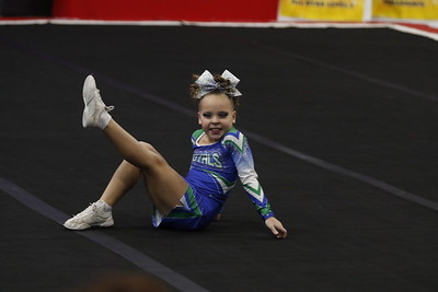 CheerStrike Royals Youth Indy 3 Isabella