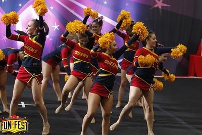 Queen's Athletics Golden Gaels Sr Gr POM