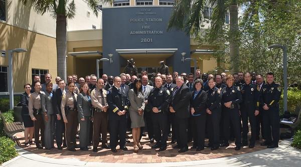 2017 Future Police Chiefs Training