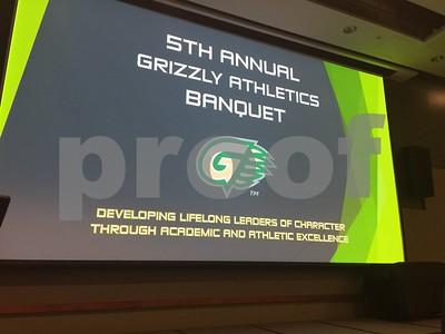 2017 GGC Athletics Banquet