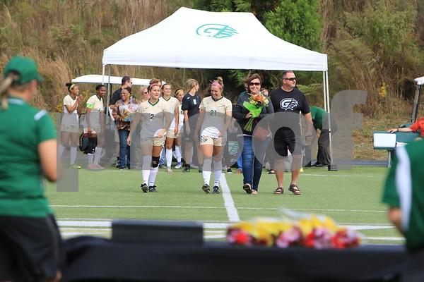 2017 GGC Women's Soccer vs. Talladega