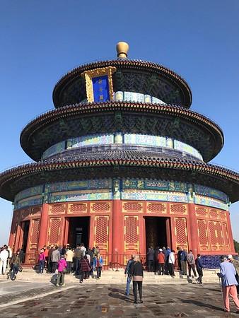 China and Tibet, October 2017