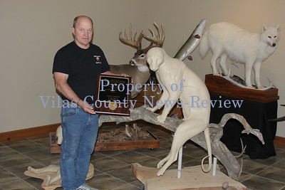 "Jim Beenken Wins ""Best in World"" Taxidermy Award"