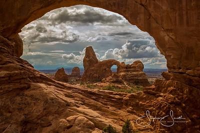 Turret Arch Utah